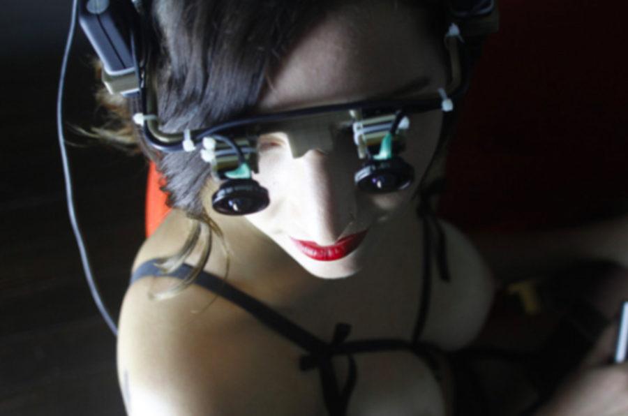 Shooting VR erotica. Natacha Merritt diary #2 in Fabbula