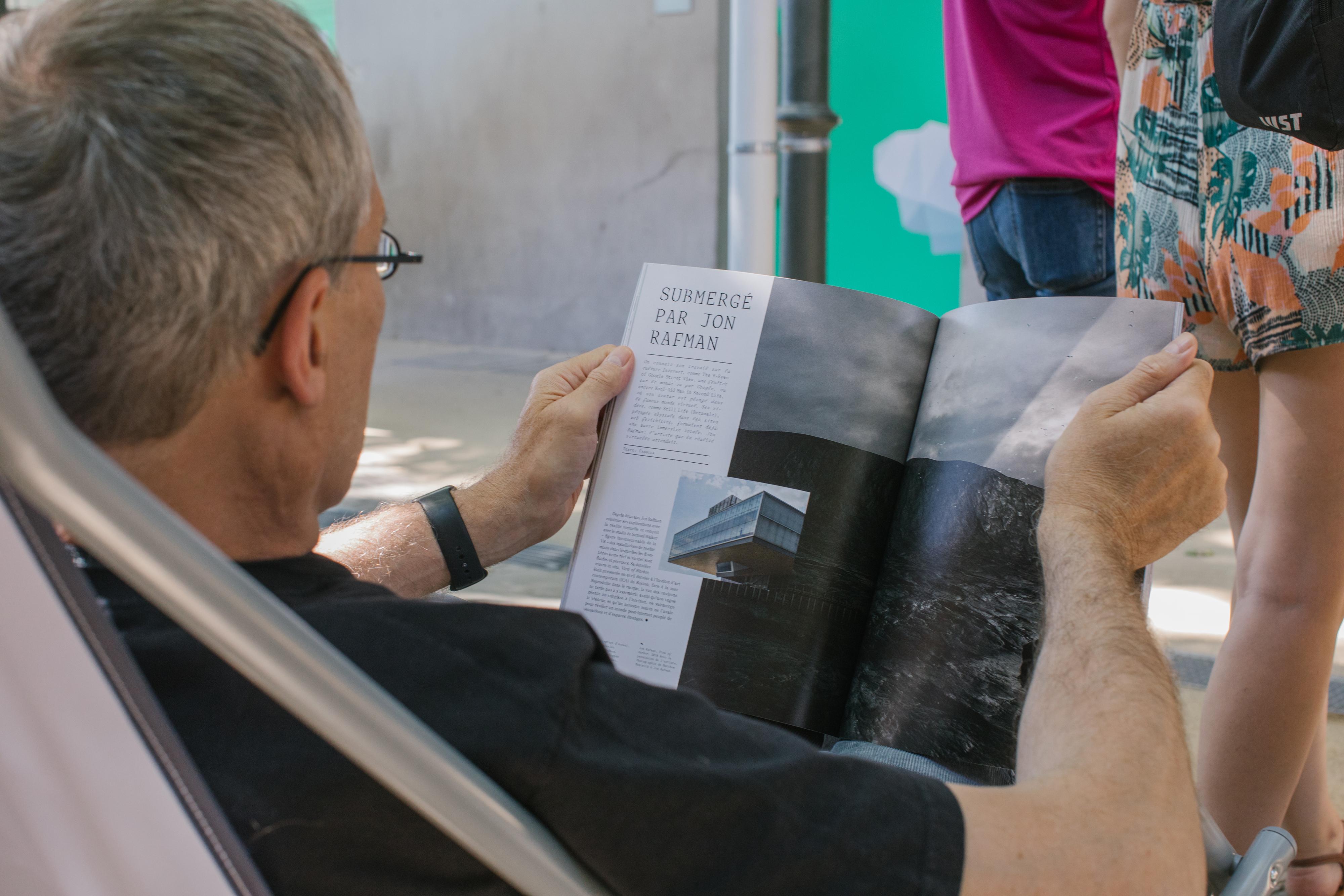 VR Arles Festival 2018 - Curation by Fabbula - Fabbula